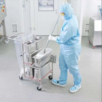 Организация процессов и контроль качества дезинфекции и стерилизации