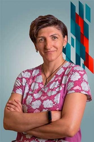 Оксана Фахраддиновна Гасанова
