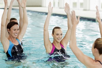 Курсы аквагимнастики - 16 часов