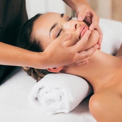 Гемолимфодренажный массаж лица
