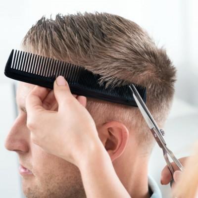 Как подстричь мужчину в домашних условиях