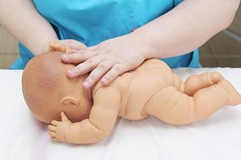 Комплексный курс детского массажа - 288 часа