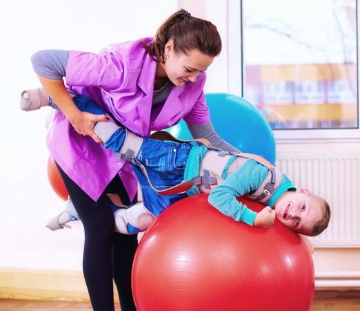 Лечебная и адаптивная физкультура при ДЦП - 16 часов