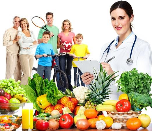 Основы рационального питания и профилактика старения с сертификатом