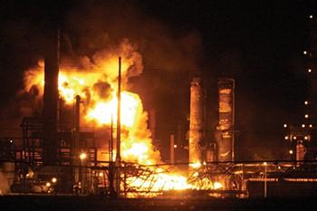 Курсы ПТМ для руководителей подразделений пожароопасных производств