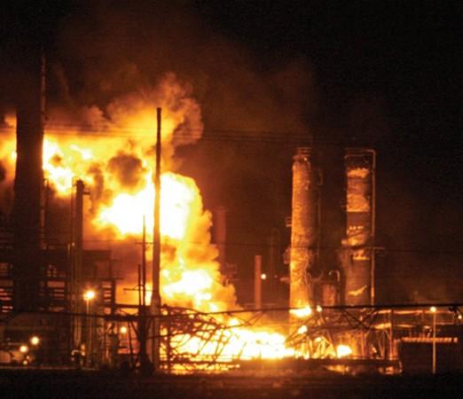 Курсы ПТМ для руководителей подразделений пожароопасных производств - 14 часов