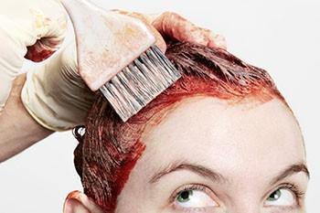 Обучение современным техникам окрашивания волос
